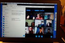 Gruppentreffen online